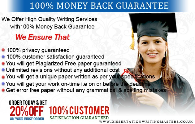 dissertation writing services uk - Guarantee